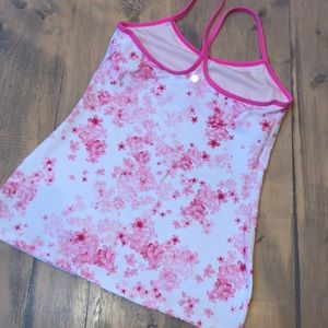 Lululemon athletica tank top with built in bra